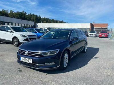 begagnad VW Passat 2.0 TDI 190hk 4Motion AUT Navi Drag Euro 6