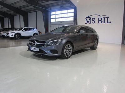 begagnad Mercedes CLS250 Shooting Brake CDI 4MATIC 9G-Tronic Euro 6 204hk