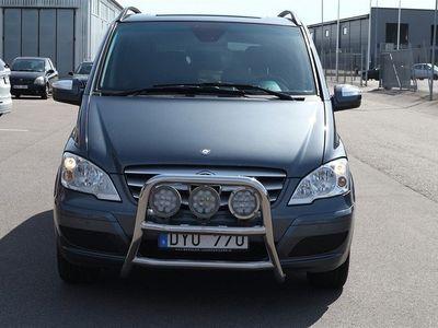 begagnad Mercedes Viano 2.2 CDI 163hk Automat