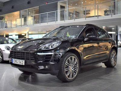 begagnad Porsche Macan S Diesel // 258 HK // låg skatt // vinterhjul
