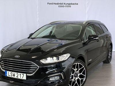 begagnad Ford Mondeo Titanium Hybrid 2.0 187hk