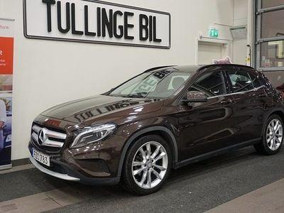 begagnad Mercedes 200 GLA BenzAut 2015, Halvkombi 229 900 kr