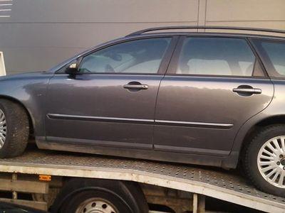begagnad Volvo V50 AWD