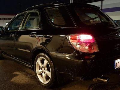 begagnad Subaru Impreza Kombi 2.0 Bes och Ny skatt