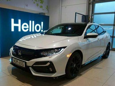 begagnad Honda Civic 1.5 CVT Sport DEMO 2020, Halvkombi Pris 269 000 kr
