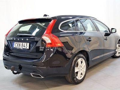 begagnad Volvo V60 D4 AWD Momentum