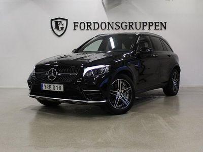 begagnad Mercedes GLC43 AMG AMG4M 4MATIC SUV, VÄRMARE 367HK