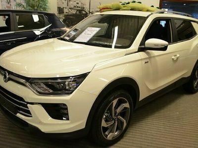 begagnad Ssangyong Korando XE Bensin Aut AWD Nav Euro6 2020, Personbil 344 900 kr