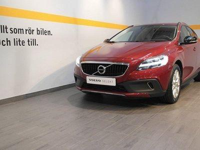 begagnad Volvo V40 CC D2 Business Adv Summu