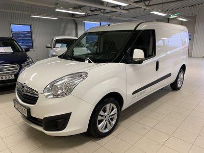 begagnad Opel Combo L2 Cdti mån 2016, Transportbil 82 375 kr