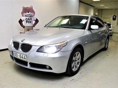 begagnad BMW 525 Xi AWD GPS -06
