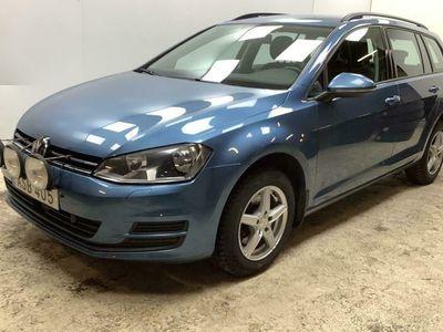 begagnad VW Golf VII 1.6 TDI BlueMotion Technology Sportscombi 4Motion