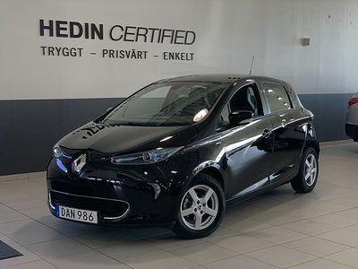 begagnad Renault Zoe 41KWH R90 BOSE BATTERIKÖP