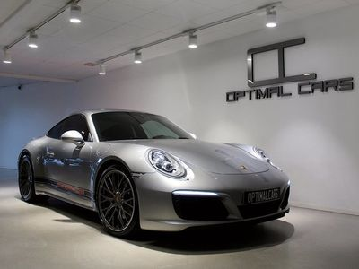 begagnad Porsche 911 Carrera 4S / 991.2 SP-Chrono Se Spec*