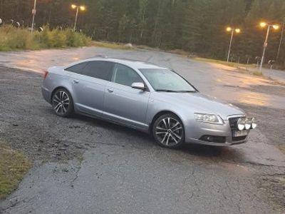 begagnad Audi A6 3.0 tdi q -08