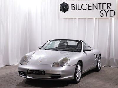 begagnad Porsche Boxster 2.7 (228hk)