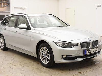 begagnad BMW 320 d xDrive 184hk MODERN / AUT / M-VÄRM