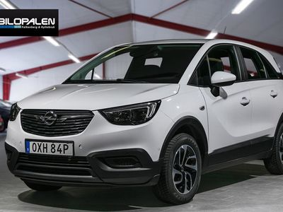 begagnad Opel Crossland X 1.2T 110hk Enjoy