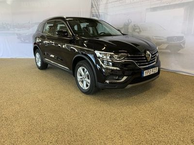 begagnad Renault Koleos Energy dCi 175 Zen A 4WD, Nybilsgaranti t.o.m 2022-12-26, Parkeringssensorer bak, Navigation, Apple CarPlay