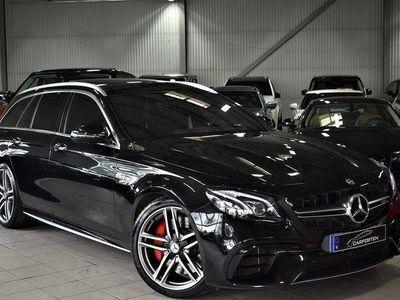 begagnad Mercedes S63 AMG EAMG 4-MATIC+ KOMBI 612HK