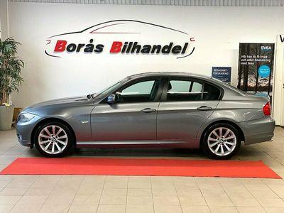begagnad BMW 318 d Sedan 143hk/Drag-Ränta 1,99%