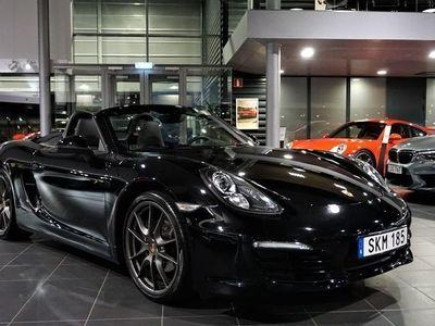 begagnad Porsche Boxster 1400 mil Sv-Såld