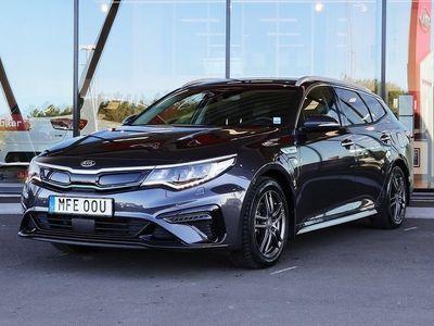 begagnad Kia Optima Hybrid Sport Wagon P-HEV Advance Plus