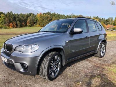 begagnad BMW X5 xDrive 30d M-Sport 7-sits lågmil -13