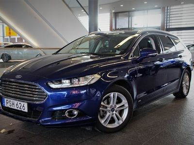 begagnad Ford Mondeo 2.0 TDCi 180 Busin II A AWD Kombi 2017