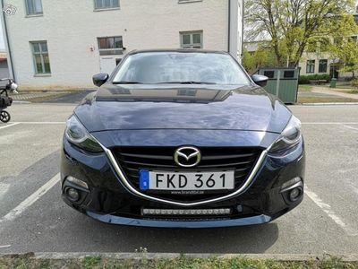 used Mazda 3 Skyactiv A6 2.0 Vision 120 hk -16