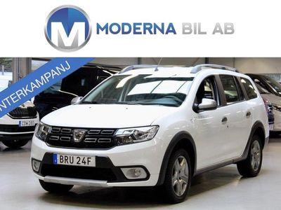 begagnad Dacia Logan STEPWAY 0.9 TCE EU6 90HK NAVI/PDC