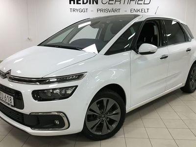 begagnad Citroën C4 Picasso 1.6 120hk BlueHDI /Navi / Backkamera -16