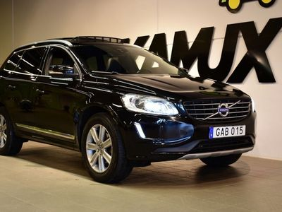 begagnad Volvo XC60 D4 AWD Summum BE PRO / Drag 190hk