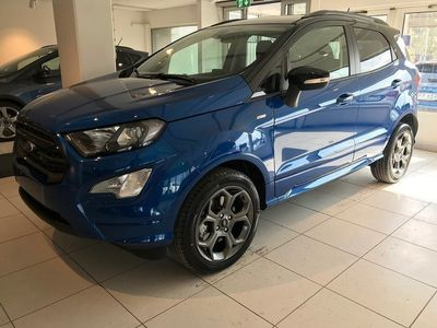 begagnad Ford Ecosport 1.0 EcoBoost Automat Euro 6 125hk