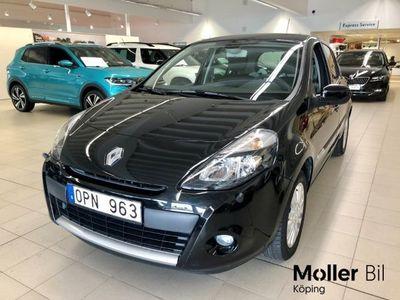 begagnad Renault Clio 1.2 75hk V-hjul M-värmare Lågmil