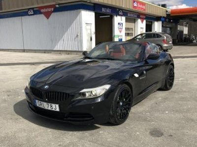 used BMW Z4 sDrive35i DCT 306hk -10