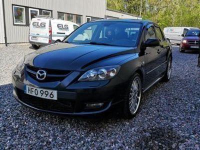 used Mazda 3 MPS 2.3 DSI 260HK SVENSKSÅLD -07