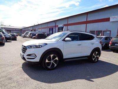 gebraucht Hyundai Tucson 1.6 T-GDI 4WD Premium Euro 6