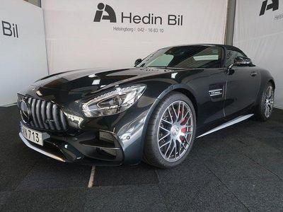 begagnad Mercedes AMG GT C Roadster AMG Speedshif