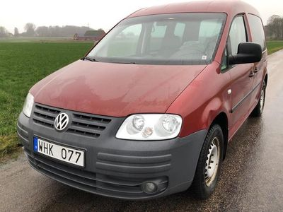begagnad VW Caddy Life 1.6