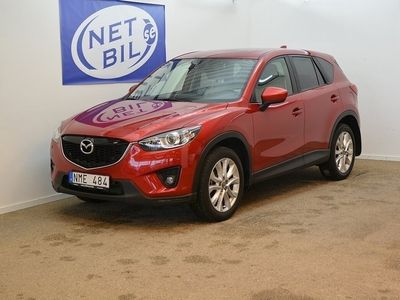 used Mazda CX-5 2.2 AWD Optimum Navi Euro6 Backamera