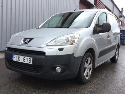 used Peugeot Partner 1.6 HDI Skåp (90hk)