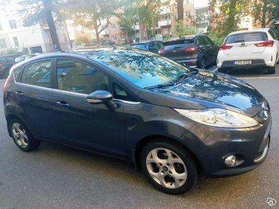 begagnad Ford Fiesta 1.25 82hk 9167mil -11