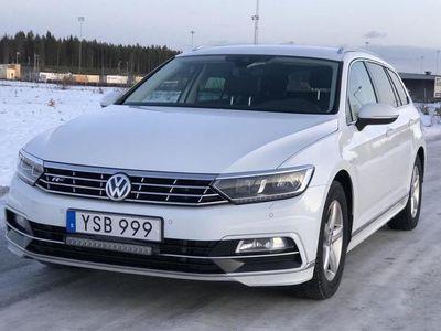 begagnad VW Passat 2.0 TDI Sportscombi