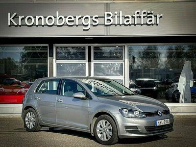 begagnad VW Golf 5-dörrar 1.6 TDI BlueMotion 4Motion Style 110hk