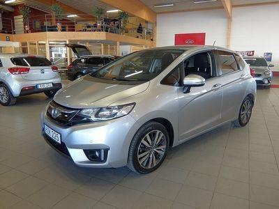 brugt Honda Jazz 1,3 VTEC Comfort Plus AUT (Drag+Motorvärmare)