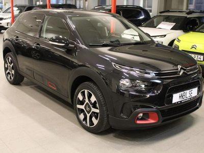 begagnad Citroën C4 Cactus PureTech 110hk EAT6 | Shine