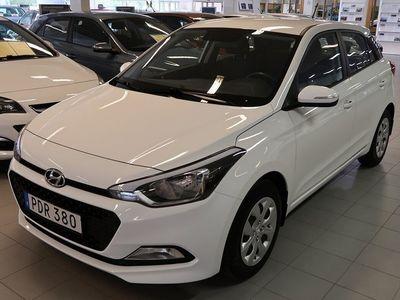 begagnad Hyundai i20 1,2 5D Comfort -17