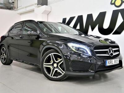 begagnad Mercedes GLA220 CDI 4M | AMG | Navi | Backkamera