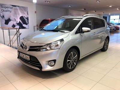 begagnad Toyota Verso 1,8 MAN ACTIVE